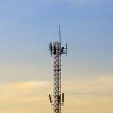 Telekomtorn Arkivbild