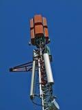 telekomunikaci wierza Obrazy Royalty Free