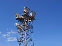 telekomunikacj wierza zdjęcie royalty free