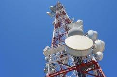 telekomunikacj wierza Obraz Stock