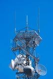 telekomunikacj wierza Zdjęcia Royalty Free