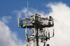 telekomunikacje Fotografia Stock