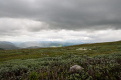 Telemark Norvegia Immagine Stock