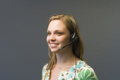 Telemarketing 11 Stock Image