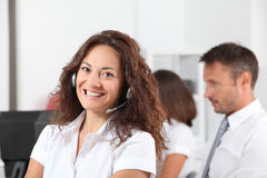 Telemarketing Stock Images