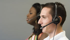 Telemarketing 5 Stock Images