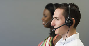 Telemarketing 6 Royalty Free Stock Photo