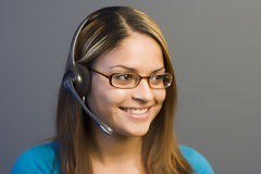 Telemarketing Royalty Free Stock Photos