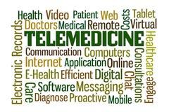 Telemedicine Stock Image