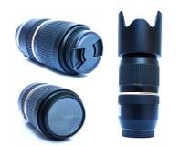 Teleobiettivo lens-2 Fotografie Stock Libere da Diritti