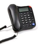 Telephone. Business telephone on isolated background Royalty Free Stock Photo