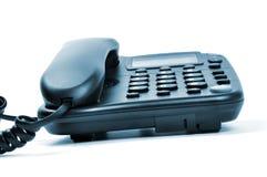 Telephone. Business telephone on isolated background Stock Photography