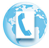 Telephone Royalty Free Stock Photo