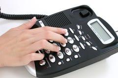 Telephone Stock Image