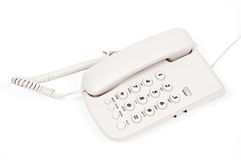 Telephone. In your office Royalty Free Stock Image