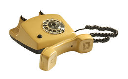 Telephone. Stock Photo