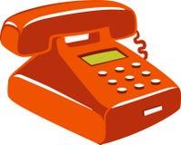Telephone vector illustration