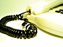 Telephone. Close up shoot - Telephone royalty free stock image