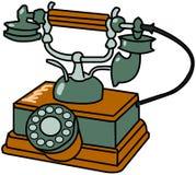 Telephone royalty free illustration