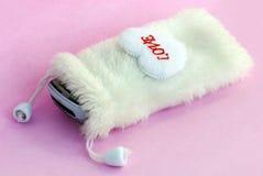 Telephone accessory Stock Photo