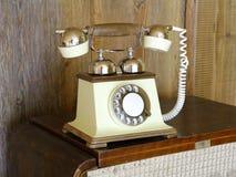 Telephone analog vintage Royalty Free Stock Photos