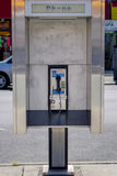 Telephone Booth Stock Photo