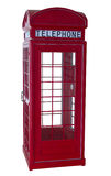Telephone booth Stock Images