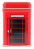 Telephone booth. Stock Photography