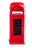 Telephone booth Royalty Free Stock Photography