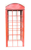 Telephone booth Stock Photos