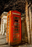 Telephone box Stock Photography