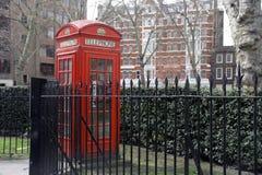 Telephone box Stock Photos