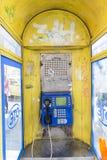 Telephone box Stock Photo