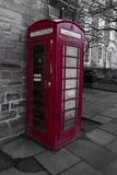 Telephone Box Unusual Abstract stock photos