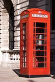Telephone box in London Stock Image