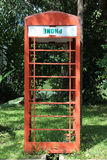 Telephone box Royalty Free Stock Images
