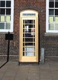 Telephone box Royalty Free Stock Photography