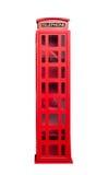 Telephone box. Royalty Free Stock Image