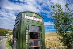 Telephone cabin Stock Photos