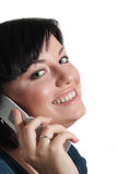 Telephone call royalty free stock image
