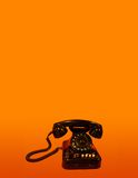 Telephone card-2. Call card royalty free illustration