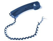 telephone communication Stock Images