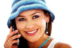 Telephone communications Royalty Free Stock Image