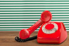 Telephone Connection Stock Image