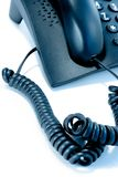 Telephone cord Stock Photo