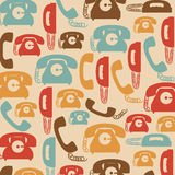 Telephone design Stock Image