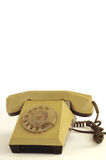 Telephone device vintage 2 Stock Photos