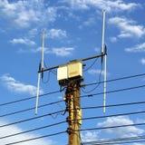 Telephone equipment Stock Photo