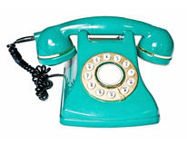 Telephone fashion Royalty Free Stock Image