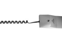Telephone handle Stock Photo
